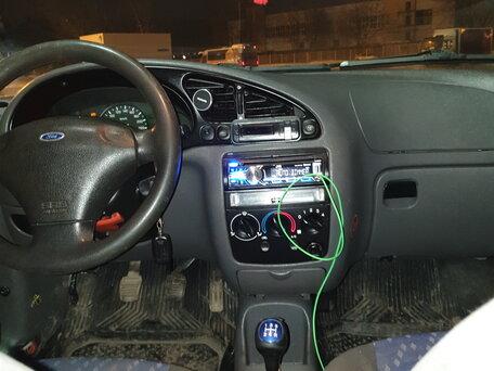 Купить Ford Fiesta пробег 210 000.00 км 2000 год выпуска