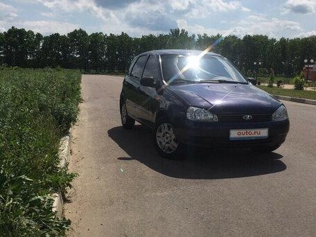 Купить ЛАДА (ВАЗ) Kalina пробег 86 000.00 км 2007 год выпуска