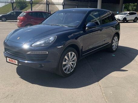 Купить Porsche Cayenne пробег 125 000.00 км 2012 год выпуска