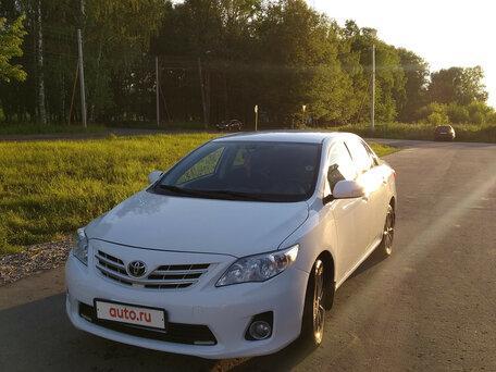 Купить Toyota Corolla пробег 174 000.00 км 2011 год выпуска