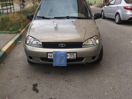 Купить ЛАДА (ВАЗ) Kalina пробег 203 000.00 км 2007 год выпуска