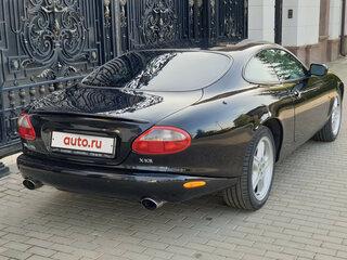 Jaguar xkr 2000