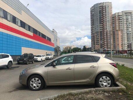 Купить Opel Astra пробег 105 000.00 км 2011 год выпуска