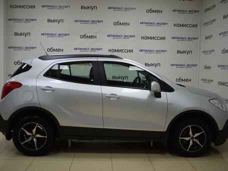 Купить Opel Mokka пробег 110 000.00 км 2012 год выпуска