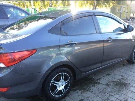 Купить Hyundai Solaris пробег 122 000.00 км 2012 год выпуска