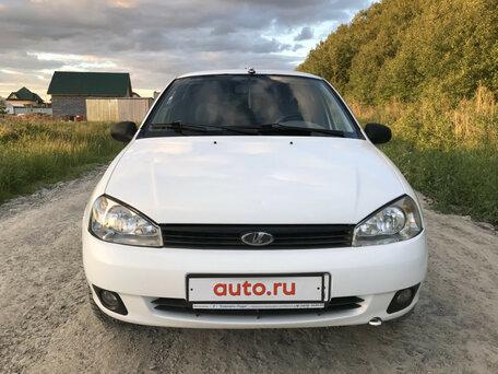 Купить ЛАДА (ВАЗ) Kalina пробег 105 000.00 км 2010 год выпуска