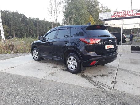 Купить Mazda CX-5 пробег 110 000.00 км 2013 год выпуска