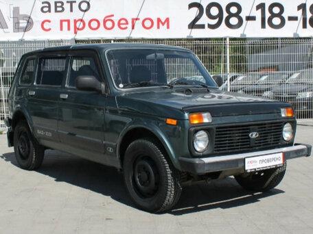 Купить ЛАДА (ВАЗ) 2121 (4x4) пробег 70 000.00 км 2011 год выпуска