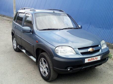 Купить Chevrolet Niva пробег 108 000.00 км 2008 год выпуска