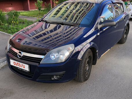 Купить Opel Astra пробег 245 000.00 км 2005 год выпуска