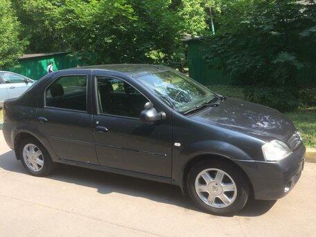 Купить Renault Logan пробег 147 800.00 км 2008 год выпуска