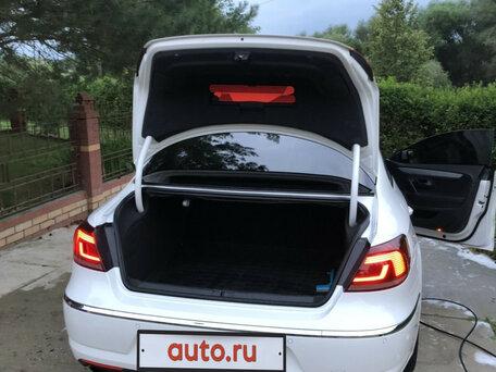 Купить Volkswagen Passat CC пробег 170 000.00 км 2012 год выпуска