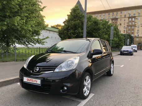 Ниссан ноте в автосалонах москвы банк кредит залог авто