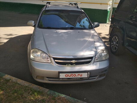 Купить Chevrolet Lacetti пробег 208 000.00 км 2004 год выпуска