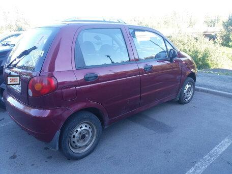 Купить Daewoo Matiz пробег 122 200.00 км 2007 год выпуска