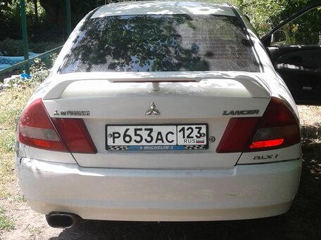 Купить Mitsubishi Lancer пробег 293 000.00 км 1998 год выпуска