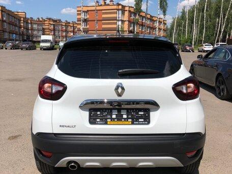 Купить Renault Kaptur пробег 24 583.00 км 2018 год выпуска