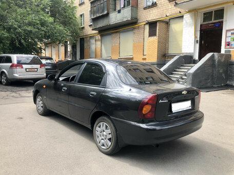 Купить Chevrolet Lanos пробег 89 000.00 км 2009 год выпуска