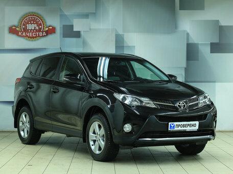 Купить Toyota RAV 4 пробег 93 000.00 км 2013 год выпуска