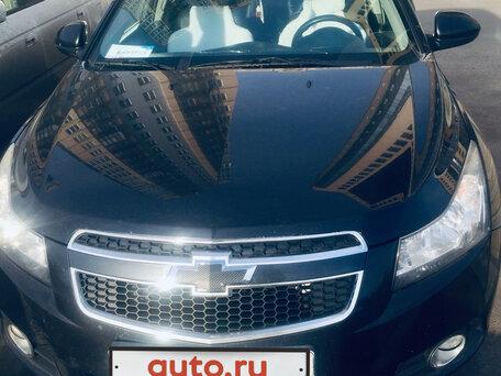 Купить Chevrolet Cruze пробег 160 000.00 км 2009 год выпуска