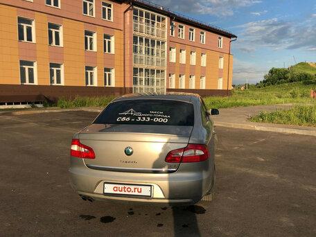 Купить Skoda Superb пробег 118 000.00 км 2012 год выпуска