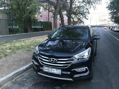 Купить Hyundai Santa Fe пробег 37 000.00 км 2016 год выпуска