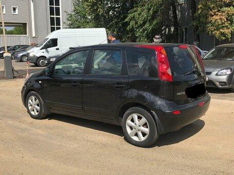 Купить Nissan Note пробег 122 854.00 км 2007 год выпуска