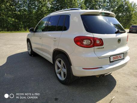 Купить Volkswagen Tiguan пробег 190 000.00 км 2008 год выпуска