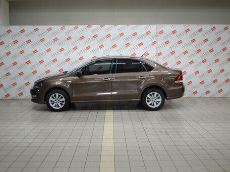 Купить Volkswagen Polo пробег 47 638.00 км 2015 год выпуска