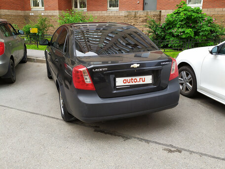 Купить Chevrolet Lacetti пробег 206 000.00 км 2008 год выпуска