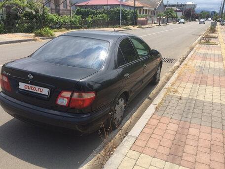 Купить Nissan Almera пробег 240 000.00 км 2002 год выпуска