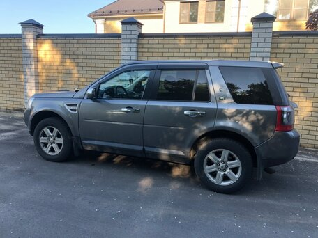 Купить Land Rover Freelander пробег 218.00 км 2008 год выпуска