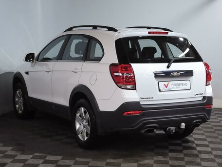 Купить Chevrolet Captiva пробег 96 642.00 км 2014 год выпуска