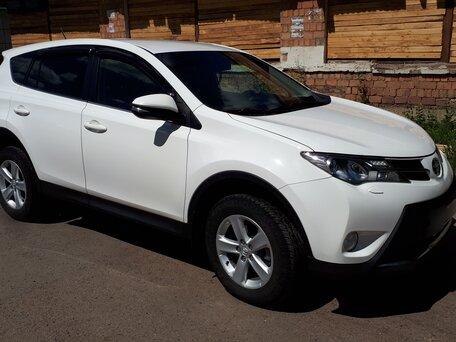 Купить Toyota RAV 4 пробег 160 000.00 км 2013 год выпуска