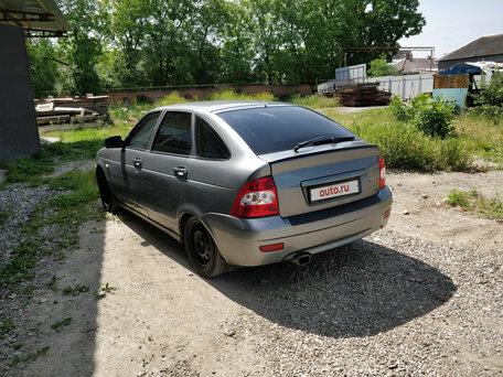 Купить ЛАДА (ВАЗ) Priora пробег 277 000.00 км 2008 год выпуска
