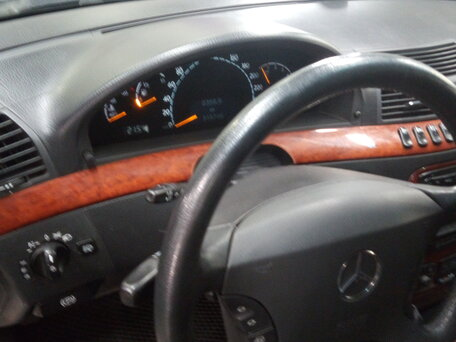 Купить Mercedes-Benz S-klasse пробег 330 000.00 км 1999 год выпуска