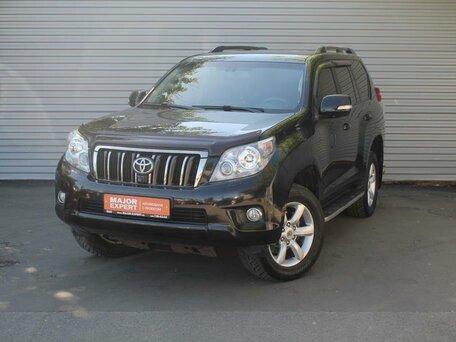 Купить Toyota Land Cruiser Prado пробег 159 718.00 км 2013 год выпуска