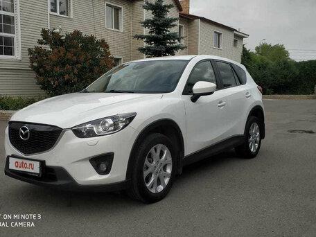 Купить Mazda CX-5 пробег 118 000.00 км 2013 год выпуска