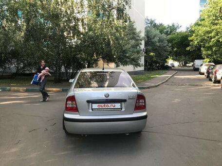 Купить Skoda Octavia пробег 146 000.00 км 2003 год выпуска