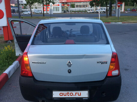 Купить Renault Logan пробег 170 581.00 км 2008 год выпуска