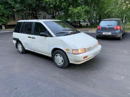 Купить Nissan Prairie пробег 250 000.00 км 1992 год выпуска