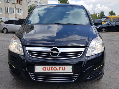 Купить Opel Zafira пробег 115 520.00 км 2010 год выпуска