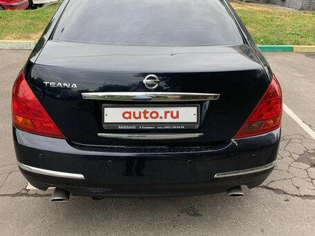 Купить Nissan Teana пробег 243 000.00 км 2007 год выпуска