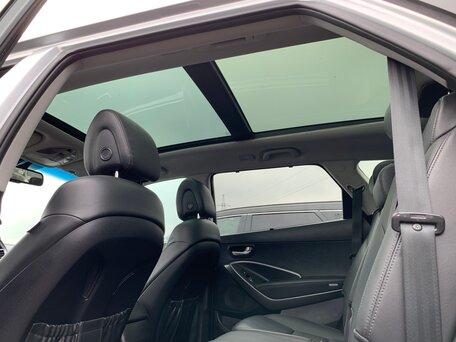Купить Hyundai Santa Fe пробег 69 200.00 км 2015 год выпуска