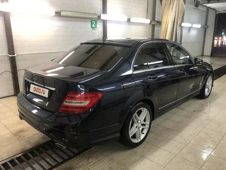 Купить Mercedes-Benz C-klasse пробег 71 500.00 км 2013 год выпуска