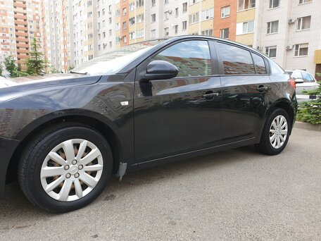 Купить Chevrolet Cruze пробег 94 000.00 км 2012 год выпуска