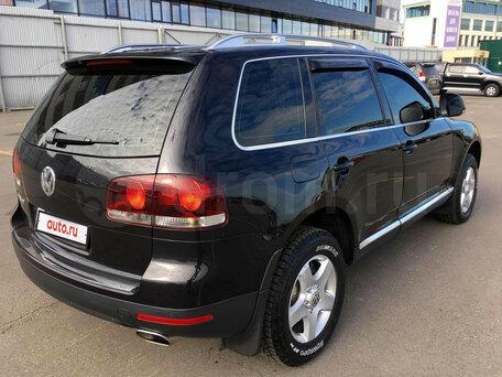 Купить Volkswagen Touareg пробег 123 000.00 км 2007 год выпуска
