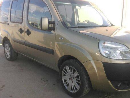Купить FIAT Doblo пробег 160 000.00 км 2009 год выпуска