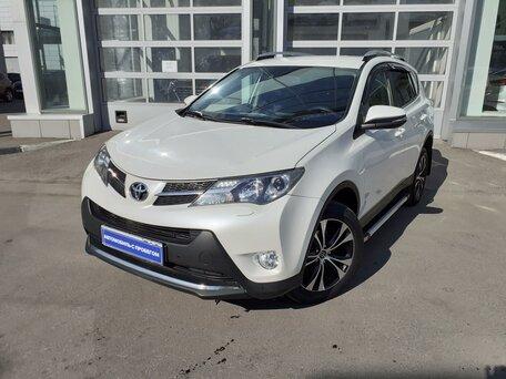 Купить Toyota RAV 4 пробег 118 000.00 км 2014 год выпуска
