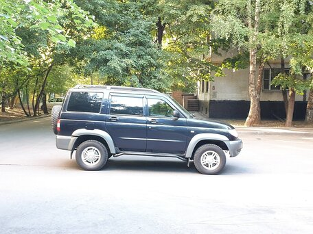 Купить УАЗ Patriot пробег 132 000.00 км 2008 год выпуска